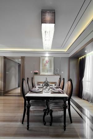 155平米新古典主义风格大户型室内设计装修效果图