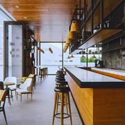 后现代风格文艺咖啡厅设计装修效果图