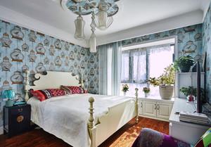 欧式风格清新精美卧室装修效果图赏析