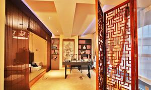 100平米中式风格古典室内设计装修效果图