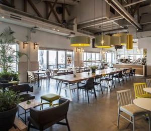 简约风格餐厅设计装修效果图