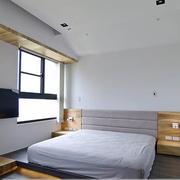简约风格小户型榻榻米卧室装修效果图赏析