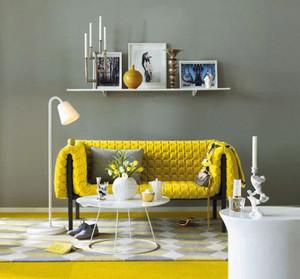 现代简约风格小户型时尚客厅设计装修效果图