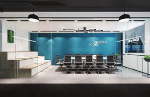 现代简约风格会议室装修效果图鉴赏
