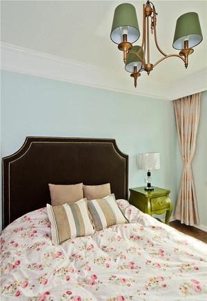 地中海风格混搭精美两室两厅装修效果图
