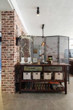 100平米混搭风格时尚创意室内装修效果图