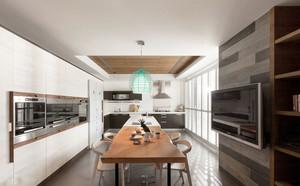 简约风格精致餐厅设计装修效果图