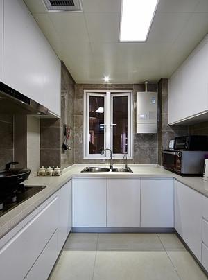 日式风格原木色精致三室两厅室内设计装修效果图