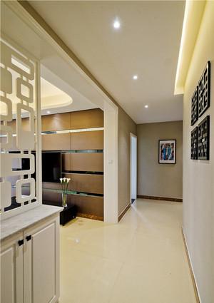 96平米现代简约风格三室两厅室内设计效果图
