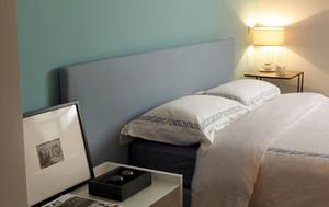 107平米现代风格精装小复式楼室内装修效果图