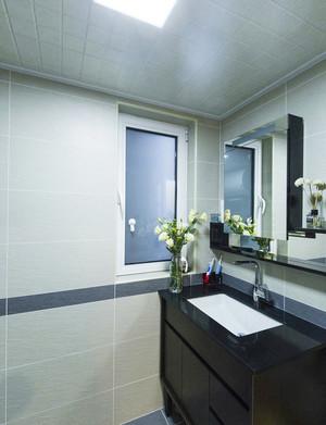 85平米宜家风格清新自然两室两厅室内装修效果图