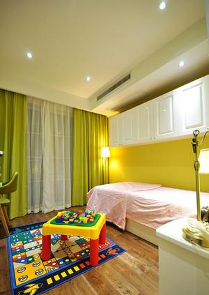 中式风格混搭风格精致三室两厅室内设计装修效果图