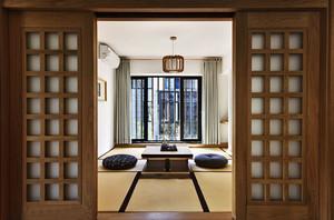 日式风格精致禅意榻榻米装修效果图赏析