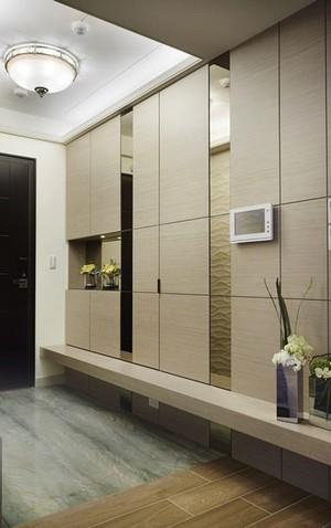 163平米现代风格精装大户型室内装修效果图案例