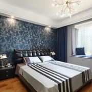 25平米现代风格精致卧室装修效果图