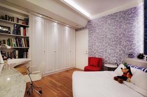 159平米新古典主义风格精致大户型室内设计装修效果图