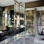 新古典主义风格奢华精致卫生间装修效果图赏析