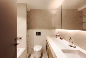 117平米新中式风格随性三室两厅室内设计装修效果图