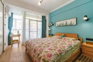 宜家风格清新舒适卧室装修效果图鉴赏