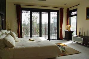 280平米中式风格精致别墅室内装修效果图赏析