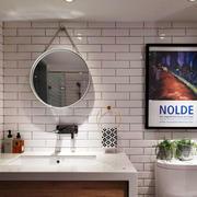 北欧风格小户型卫生间装修效果图赏析