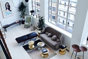 现代风格时尚简约loft装修效果图赏析