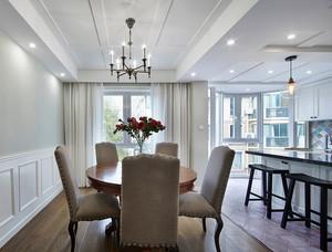320平米美式风格精装别墅室内设计装修效果图