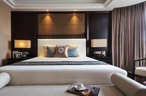 新中式风格典雅与时尚大户型室内设计装修图案例
