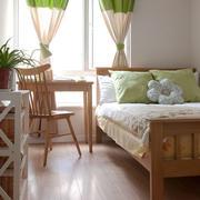 宜家风格清新简约儿童房设计装修效果图
