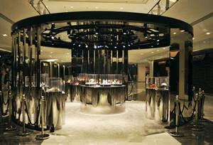 现代风格精致时尚创意鞋店装修效果图鉴赏