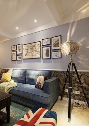 154平米混搭风格精美四室两厅室内装修效果图