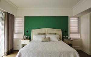 120平米美式风格精装室内设计装修效果图