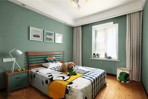 现代风格时尚儿童房设计装修效果图