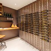 现代风格时尚酒柜设计装修效果图