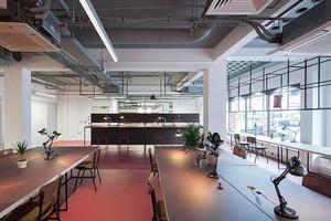 现代风格精致办公室装修效果图赏析