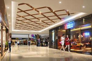 现代风格精致商场吊顶装修效果图鉴赏