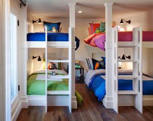 欧式风格精致创意儿童房装修效果图赏析