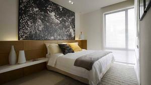 117平米现代风格精致三室两厅室内设计装修图案例
