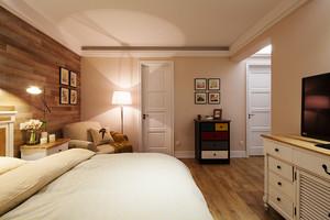 90平米田园风格精美室内设计装修图