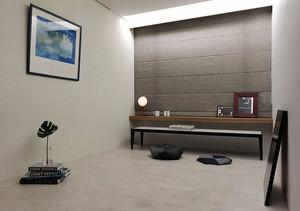 139平米现代风格精装大户型室内装修效果图