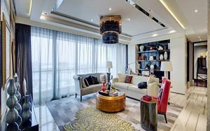 新古典主义风格精美大户型室内装修效果图