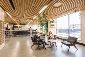 现代风格办公室吧台设计装修效果图赏析