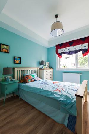 清新风格时尚儿童房设计装修图