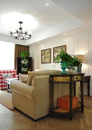 98平米混搭风格精装两室两厅室内装修效果图赏析