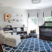 欧式风格别墅室内精致儿童房设计装修效果图