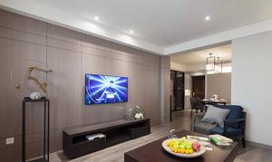 现代风格低调精致高品质两室两厅装修效果图