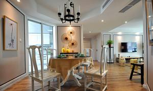 新中式风格古典时尚大户型室内设计装修效果图