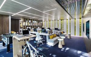 现代风格小型办公室设计装修效果图赏析