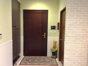 83平米混搭风格精致两室两厅室内装修实景图