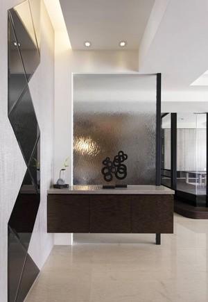 133平米简欧风格精装三室两厅室内装修效果图赏析